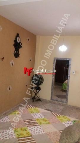 4028 - Casa de 4 quartos, área gourmet e fogão a lenha, total conforto Unamar - Foto 2