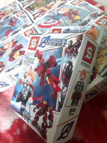 Lego Coleção completa vingadores - Foto 3