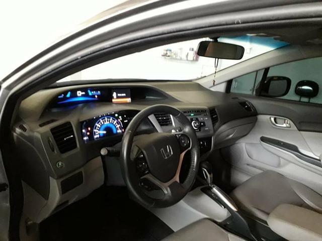 Honda Civic lxr 2.0 automático 2014 - Foto 6