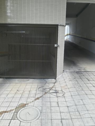 Troca de roldana de portão