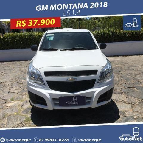 GM Montana 1.4 LS 2018 - Extra!! - Foto 4
