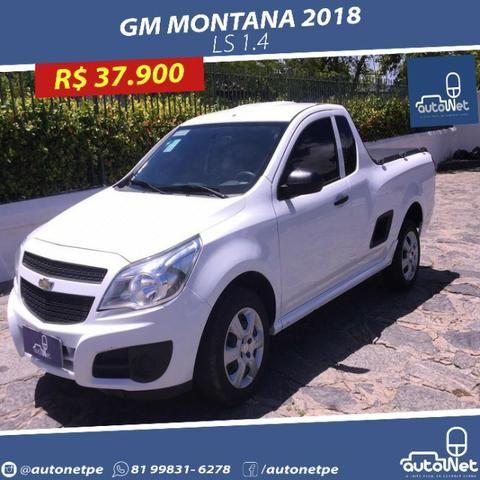 GM Montana 1.4 LS 2018 - Extra!!