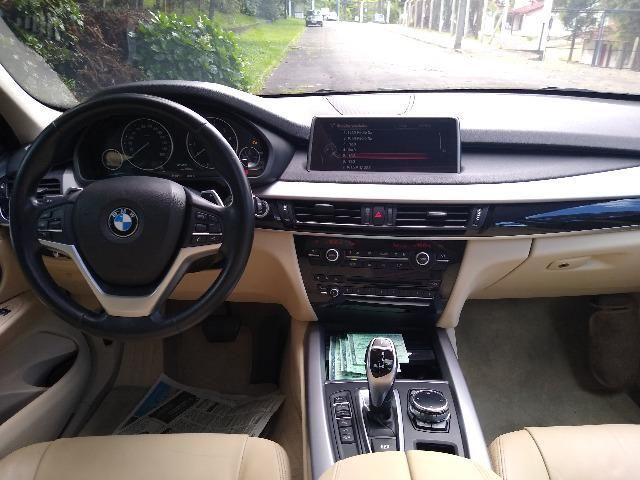 BMW X5 L6 Turbo 306cv 4X4 Zf 8marchas Teto Novisssima Unica no R.S - Foto 12