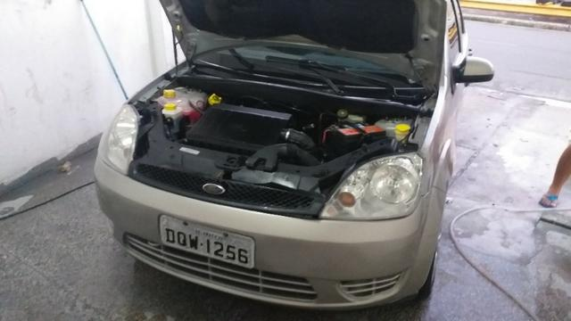 Fiesta hatch 2006 motor 1.6 Flex super novo - Foto 11
