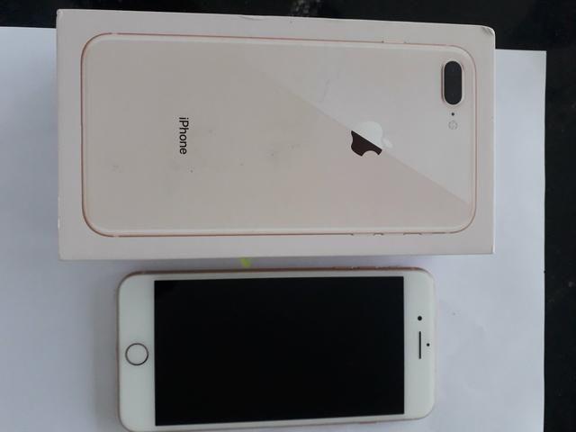 Iphone 8S rosê