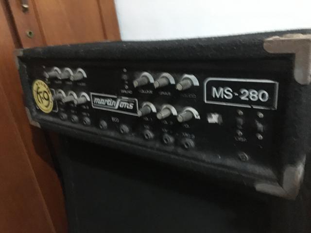 Amplificador e caixa - Foto 3