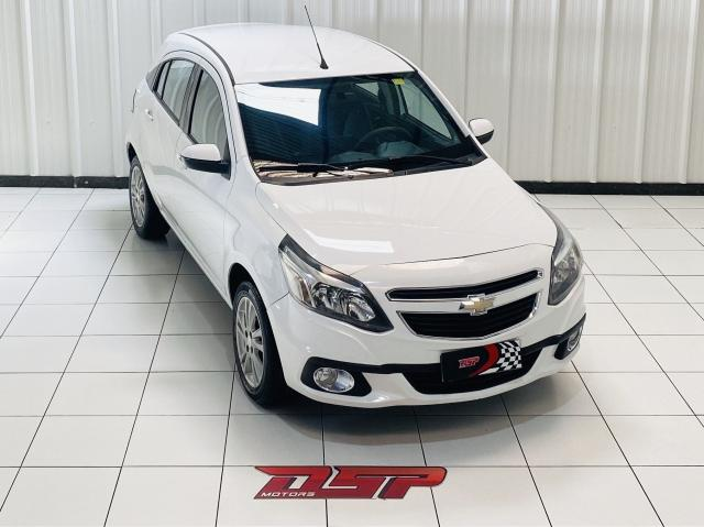 AGILE 2013/2014 1.4 MPFI LTZ 8V FLEX 4P MANUAL - Foto 2