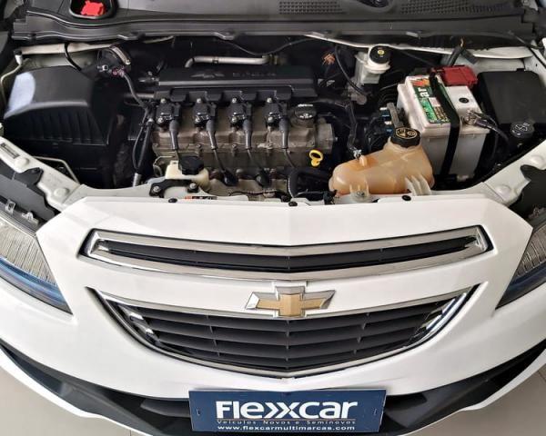 Chevrolet Prisma Sedan LTZ 1.4 8V FlexPower 4p Aut. - Foto 16