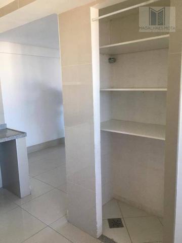 Apartamento com 2 dormitórios para alugar, 73 m² por R$ 2.020/mês - Meireles - Fortaleza/C - Foto 15