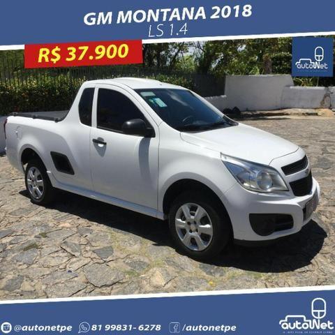 GM Montana 1.4 LS 2018 - Extra!! - Foto 2