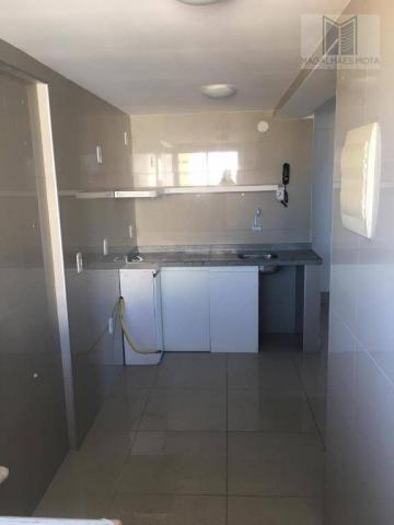 Apartamento com 2 dormitórios para alugar, 73 m² por R$ 2.020/mês - Meireles - Fortaleza/C - Foto 16