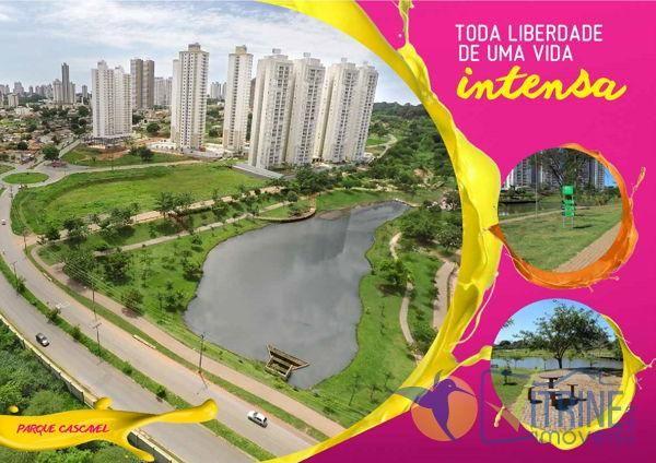 Apartamento com 2 quartos no INTENSE PARQUE CASCAVEL - Bairro Vila Rosa em Goiânia