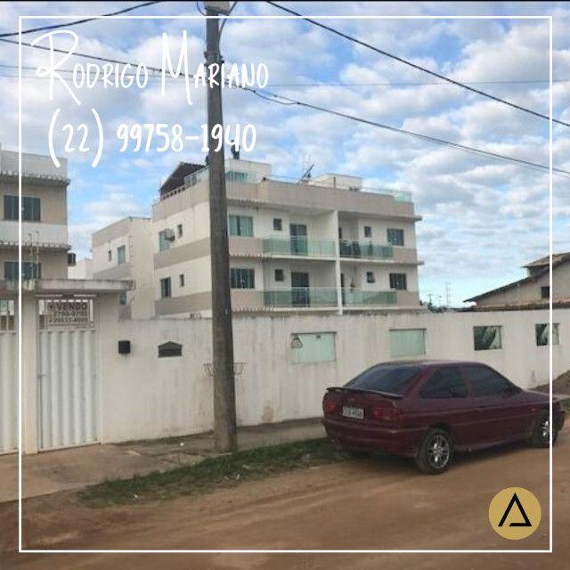 Alugo lindo apartamento de 2 quartos na Enseada em Rio das Ostras - Foto 12