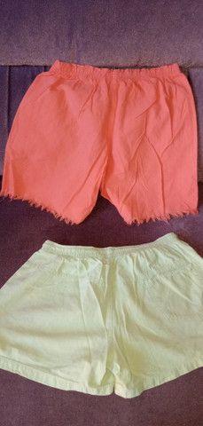 Shorts Feminino - Tamanho G - Foto 6