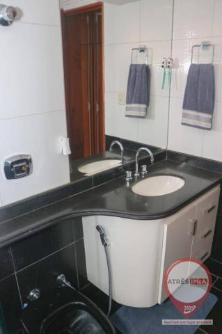 Cobertura com 4 dormitórios para alugar, 304 m² por R$ 6.000,00/mês - Setor Oeste - Goiâni - Foto 20