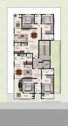 Apartamento com dois dormitórios, sendo uma suíte na Armação -Penha - Foto 2