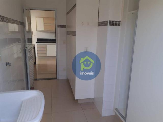 Casa com 3 dormitórios para alugar, 230 m² por R$ 4.400,00/mês - Parque Residencial Damha  - Foto 11