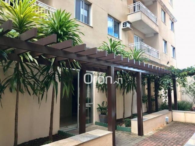 Apartamento com 2 dormitórios à venda, 51 m² por R$ 170.000,00 - Vila Rosa - Goiânia/GO - Foto 6