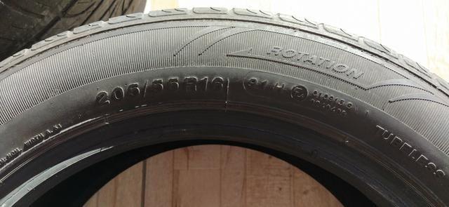 Par de pneu 205/55 r16 - Foto 2