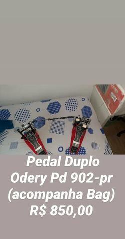Pedal Duplo da Odery Privilege