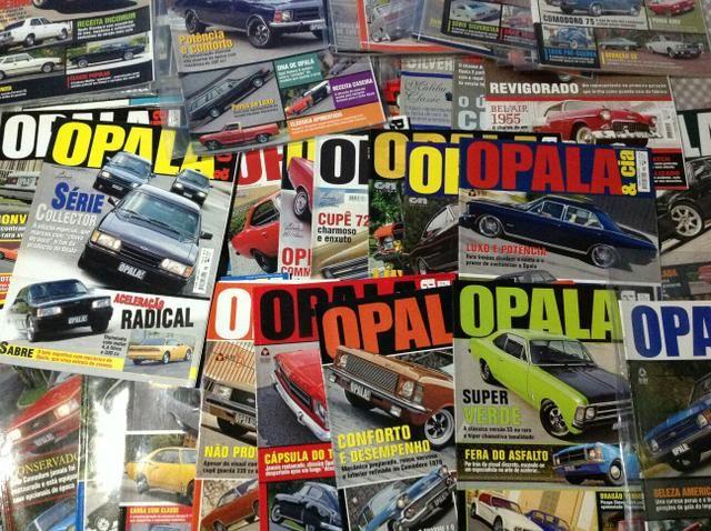 Opala & Cia coleção completa 50 Revistas