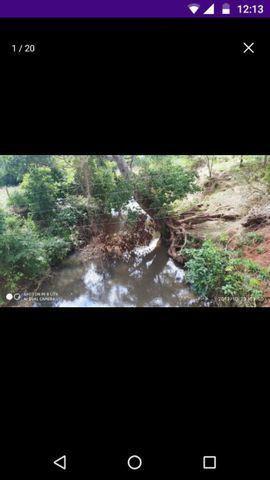 4 alqueires e 12 Litros,Não tem benfeitorias,Plana,Reserva,fica entre Taguaral e taguari - Foto 7