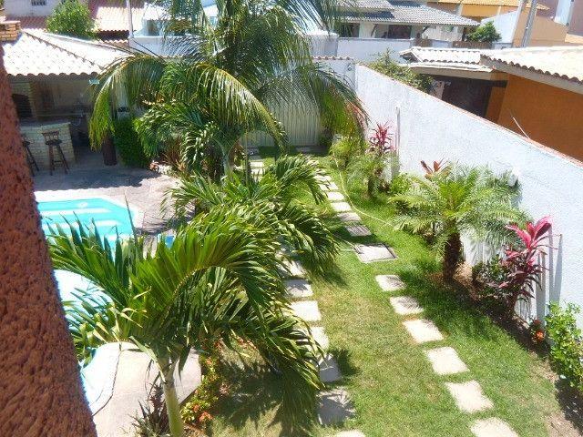 FZ132 - Casa em Arembepe - 04 quartos com piscina - Foto 9