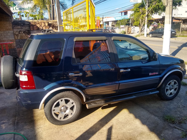Ford Ecosport 1.6 XLS Freestyle 2007 - Foto 2