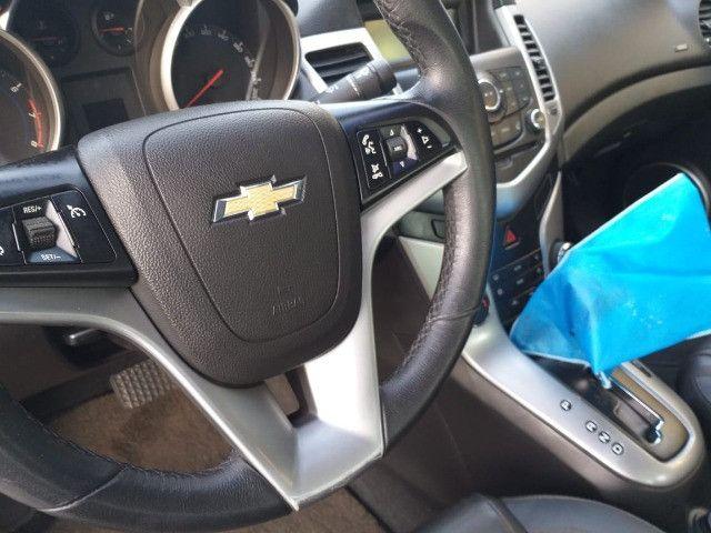 Cruze 2012 LT automatico, top de linha!! - Foto 5