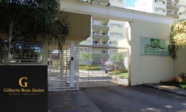 Vendo Apartamento 84 m² com 3 quartos sendo 1 suíte - Torres das Palmeiras - Coxipó