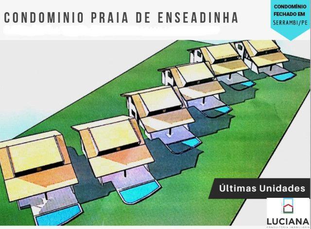 Casa em Condomínio de praia - Serrambi (Cód.: lc085) - Foto 16