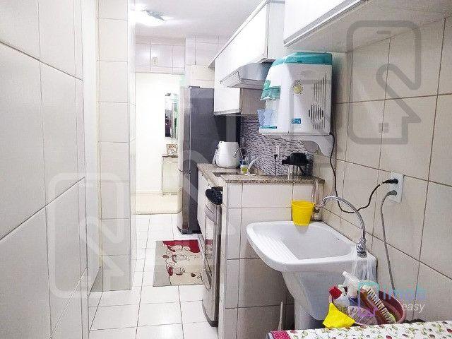 Apartamento Ilhas Gregas,Ponta Negra, 3 Quartos sendo 1 Suite - Foto 3
