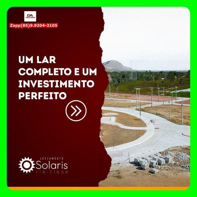 Loteamento Solaris Gererau- Invista @!#@ - Foto 8