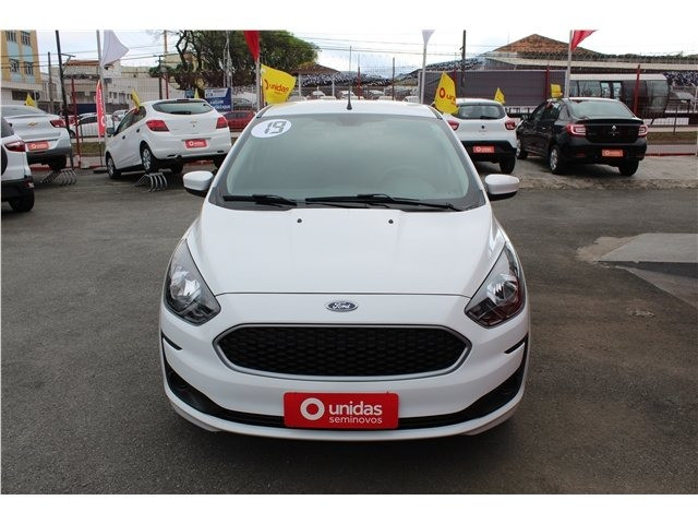 Ford Ka Se Tivct 1.0 2019 Completo ( Fone : 41- * Rafael) - Foto 2