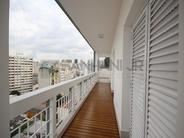 Apartamento para locação, Higienópolis, São Paulo.