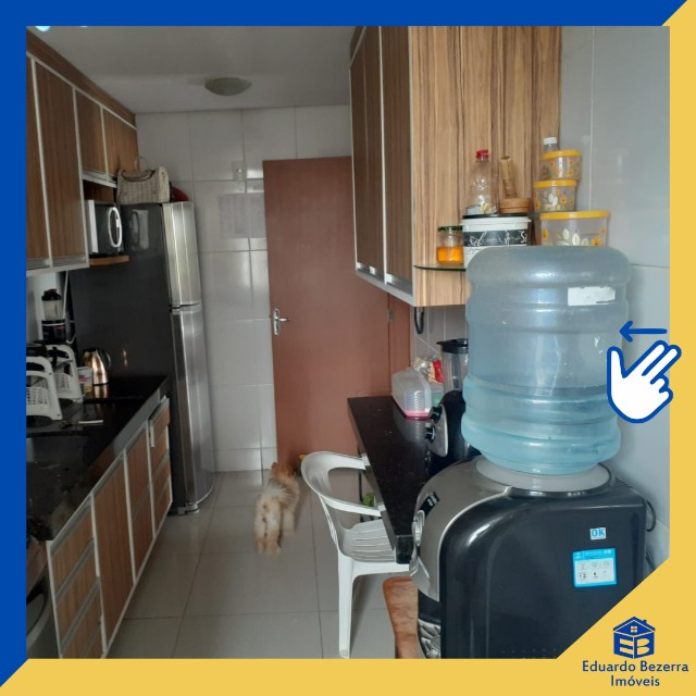 Ilhotas Palace - Apartamento 104 m²  com 04 quartos e 02 suítes na Ilhotas - Foto 5
