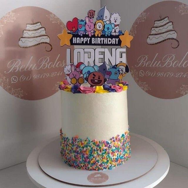Comemore  uma ocasião ou presenteie alguém querido com esses lindos bolos temáticos - Foto 5