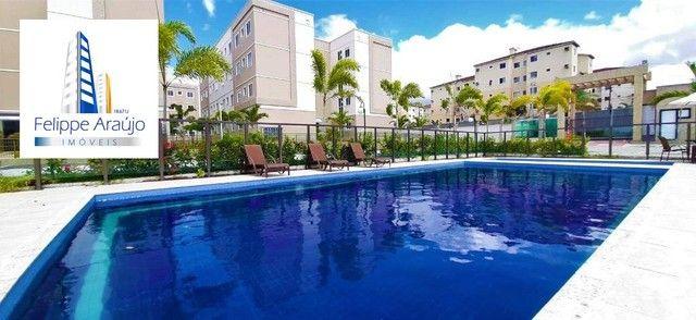 Apartamento com 2 dormitórios à venda, 44 m² por R$ 155.900,00 - Messejana - Fortaleza/CE - Foto 9