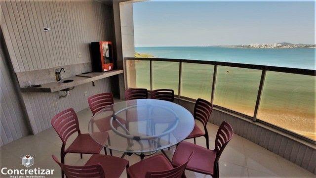 Apartamento Frente Mar à Venda com 4 Suítes na Praia do Morro, Guarapari-ES - Foto 2