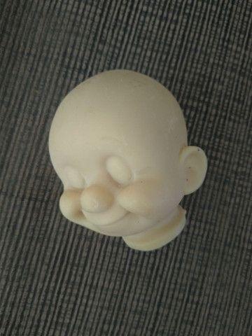 peças em resina para montgem de bonecas - Foto 3