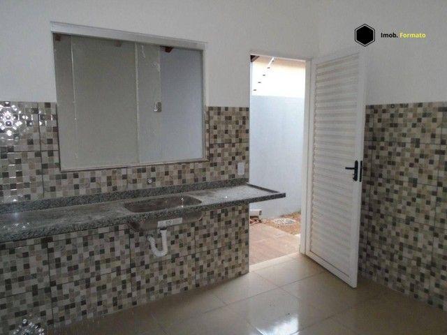 Casa com 2 dormitórios, 59 m² - venda por R$ 165.000,00 ou aluguel por R$ 1.000,00/mês - R - Foto 7