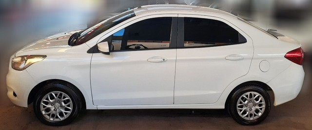 Ford Ka+ SE Sedan 1.5 2018, Branco, Manual - Foto 4