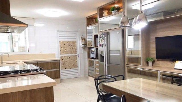 Apartamento para venda tem 191 metros quadrados com 3 quartos em Quilombo - Cuiabá - MT - Foto 8