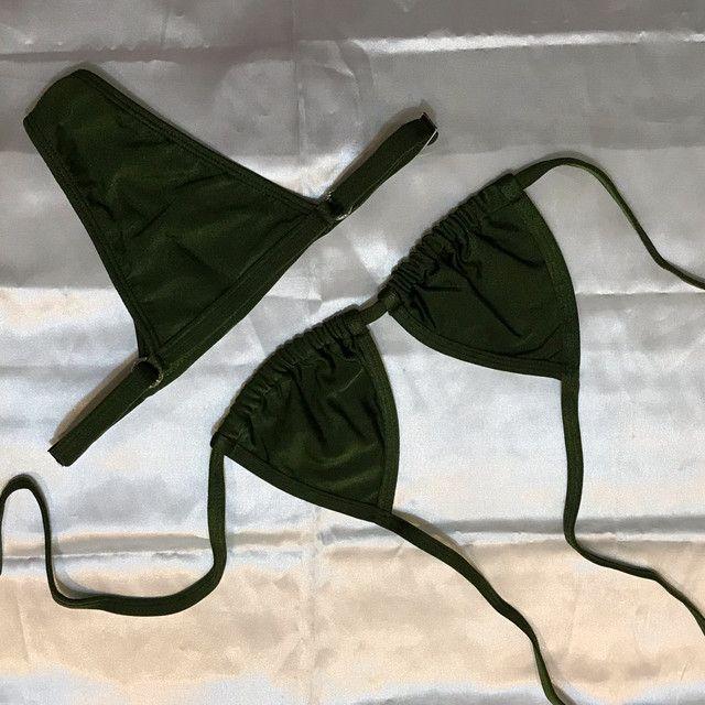 Biquíni cortininha - Foto 5