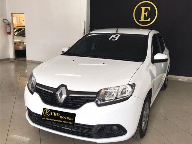 Renault Logan 2019 1.0 12v sce flex expression manual - Foto 2