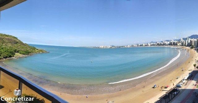 Apartamento Frente Mar à Venda com 4 Suítes na Praia do Morro, Guarapari-ES - Foto 3