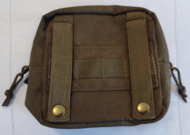 Brigadista/Socorrista: Estojo de Cintura para Kit de Primeiros Socorros - Produto Novo! - Foto 4