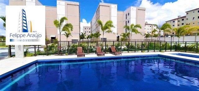 Apartamento com 2 dormitórios à venda, 44 m² por R$ 155.900,00 - Messejana - Fortaleza/CE - Foto 12