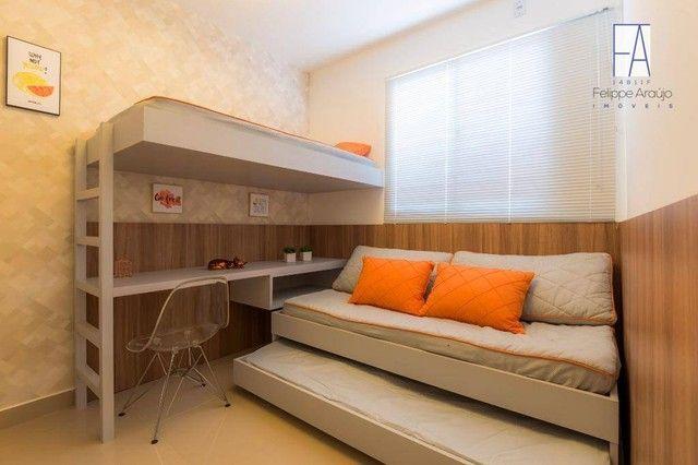Apartamento com 2 dormitórios à venda, 44 m² por R$ 155.900,00 - Messejana - Fortaleza/CE - Foto 5