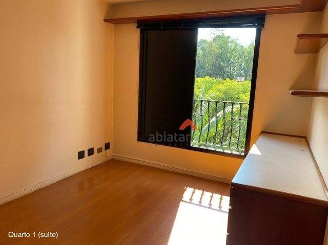 Apartamento com 4 dormitórios para alugar, 340 m² por R$ 3.910,00/mês - Vila Andrade - São - Foto 18